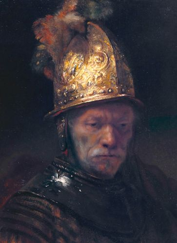 Painting Shiny Metal: Rembrandt and Wootton