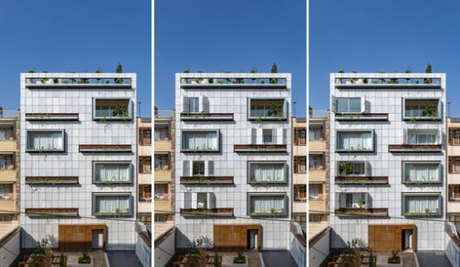 Gheisizadeh Residential Apartment / ASHARI Architects