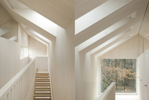 Sun-Filled Spaces Created By Skylights In 20 Architectural Projects