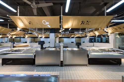 Yongnian Food Market, Julu Foods Group / Roarc Renew