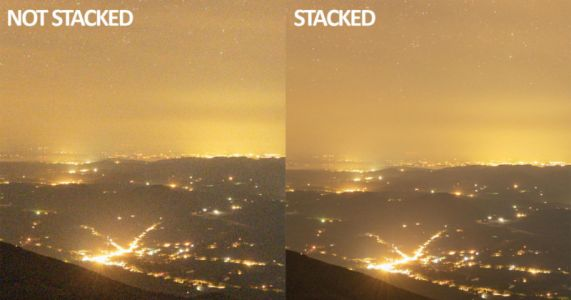 How to Shoot Milky Way Photos with Image Stacking to Clean Up Noise