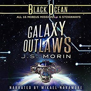 What I'm Reading: Galaxy Outlaws by J.S. Morin