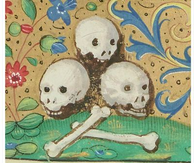 Information for a very Medieval Halloween
