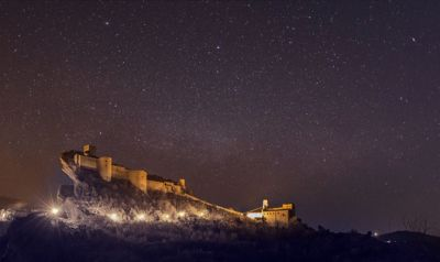 Call for Entries: Italian Castle Observatory and Resort Competition