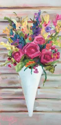 Summer Bouquet by Kay Wyne