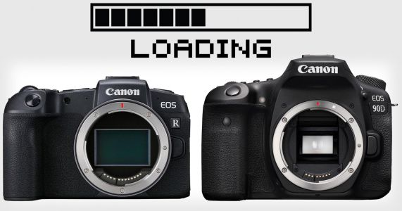 Canon Just Added 24p Video to Both the EOS RP and 90D via Firmware