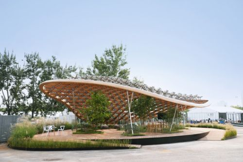 Living Garden / MAD Architects