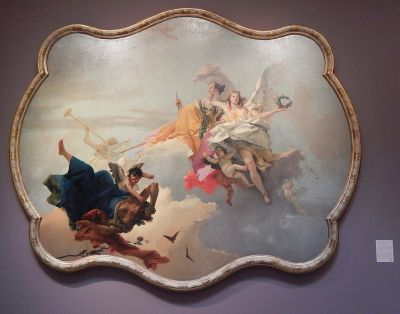 A Large Tiepolo at the Norton Simon