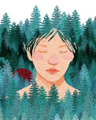 Selected works by Xuan Loc Xuan, a freelance illustrator from