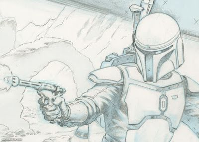 Star Wars: Age of Republic - Jango Fett 1