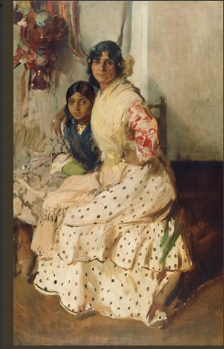 Joaquín Sorolla y Bastida. Mother and Child