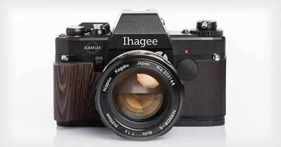 The Ihagee ELBAFLEX 35mm SLR May Be Reborn with a Nikon F Mount