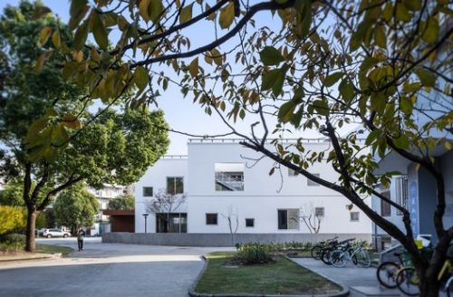 Asia Pacific Youth Exchange Center of Fudan University / W&R GROUP