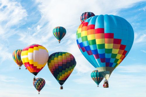 Tips for Photographing Your First Hot Air Balloon Festival