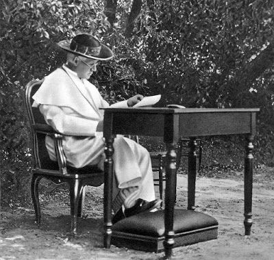 A Saint for Today: St. Pius X