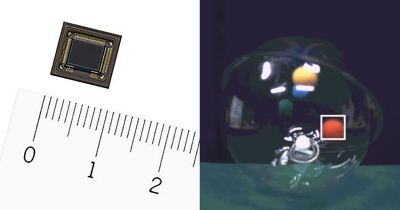 Sony Releases 1MP Stacked Sensor that Can Track Moving Objects at 1,000fps