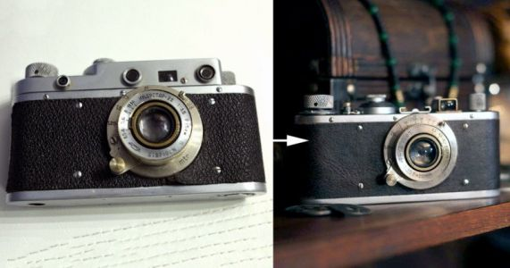 Man Discovers His $15 'Zorki' Camera is a $800 Leica in Disguise