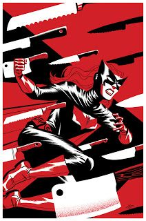 DC Comics Batwoman Issue 11 Variant Cover