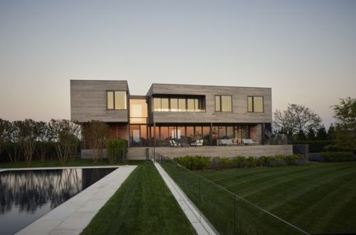 Sam's Creek House / Murphy Burnham & Buttrick Architects