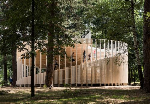 Pavilion of the Future / NOVOE