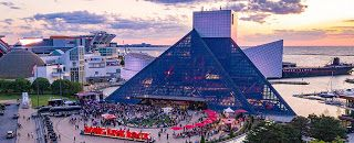 Let's Sketch the Rock & Roll Hall of Fame