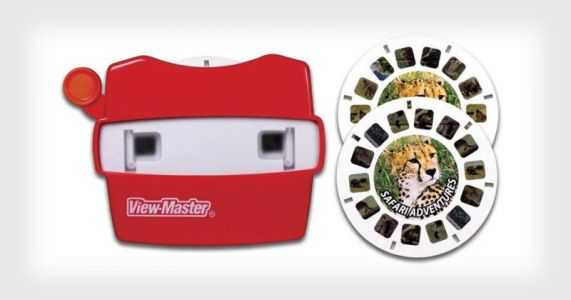 The View-Master Photography Promo