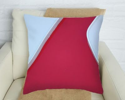 Abstract Décor 07: Abstract art throw pillows to bring color and elegance to any room