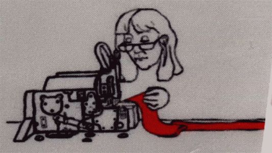 An Animated Documentary Recounts the History Behind an Undergarment Business