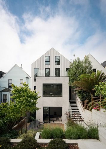 Gable House / Edmonds + Lee Architects