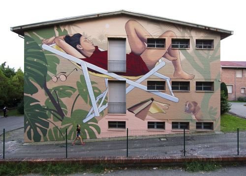 Floating on a dream by Artez in Imola, Italy