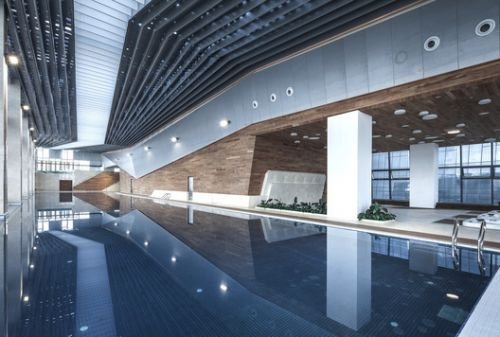 Tencent Seafront Towers Interior Design / B+H Architects