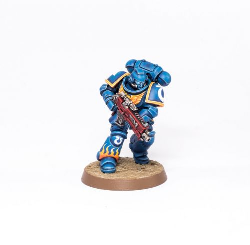 Showcase: Ultramarines Primaris Intercessor