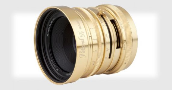 Lomography Unveils the Petzval 55mm f/1.7 for Full-Frame Mirrorless