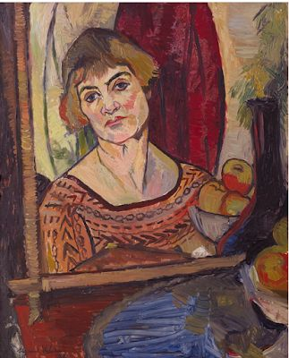 Suzanne Valadon. She did it her way