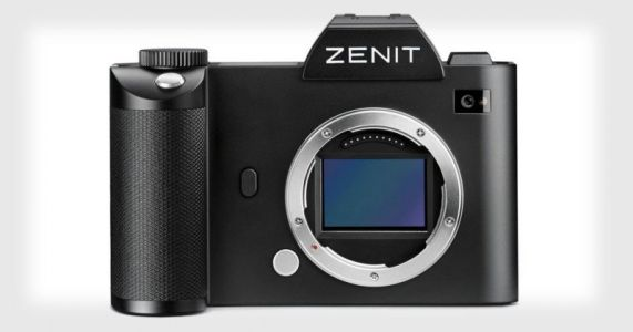 Zenit's Full Frame Mirrorless Camera to Be a Rebranded Leica SL, Rumor Says