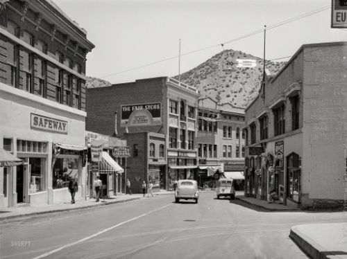 B is for Bisbee: 1940