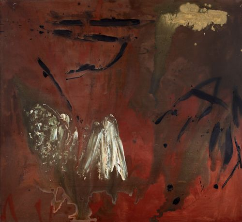 Ann Purcell: Kali Poem Series at Berry Campbell