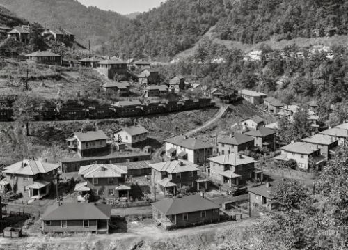 Coal Country, Cont'd: 1938