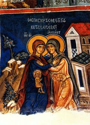 The Visitation of the Blessed Virgin