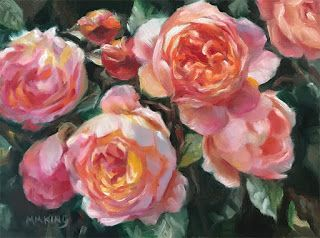 Sunny Day Roses