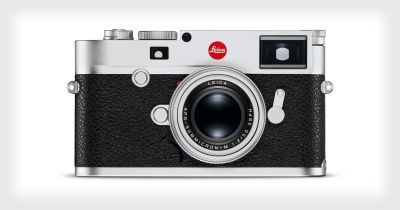 The New Leica M10 Features a Thinner Body, ISO Dial, and Wi-Fi