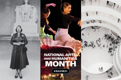 Happy National Arts and Humanities Month!