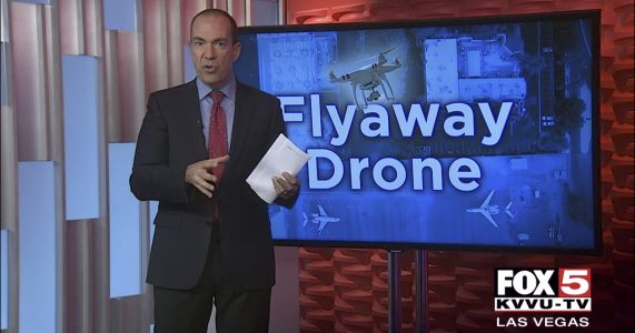 Man Fined $20,000 After His Runaway Drone Landed at a Major Airport