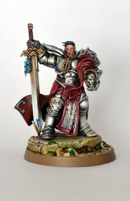 Showcase: Shadespire Severin Steelheart