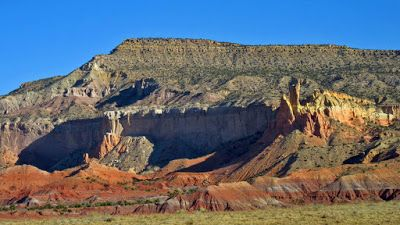Road Trip: Painting Retreat, Part 1 - Ghost Ranch, New Mexico