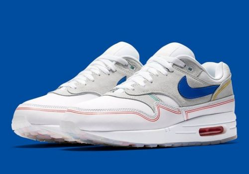 Nike Unveils Air Max Edition Inspired by the Centre Pompidou