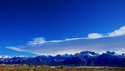 "Colorado Landscape, Mountains, Nature Photography, ""Sangre de Christo Mountains"