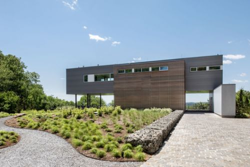 Hudson River House / 4 Architecture