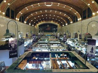 Let's Sketch the West Side Market