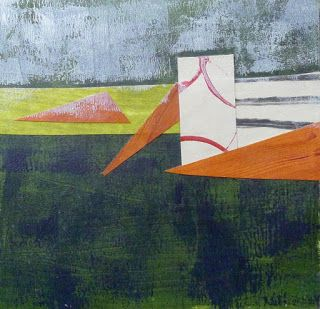 COLLAGE No. 14 by Linda Popple